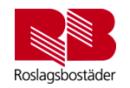 Roslagsbostäder AB logo