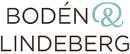 Bodén & Lindeberg logo