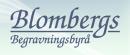 Blombergs Begravningsbyrå logo