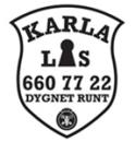 Karla Låsservice logo