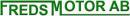 Freds Motor AB logo