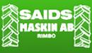Saids Maskin AB logo