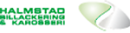 Halmstads Billackering & Karosseri logo