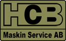 HCB Maskin Service AB logo