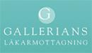 Gallerians Läkarmottagning logo
