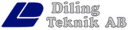 Diling Teknik AB logo