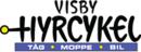Visby Hyrcykel logo