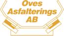 Oves Asfalterings logo