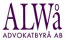 Alwå Advokat AB logo