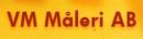 V M Måleri AB logo
