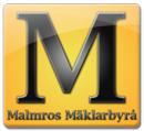 Malmros Mäklarbyrå AB logo