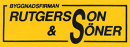 Rutgersson & Söner AB logo