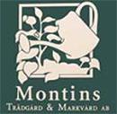 Montins Trädgård o. Markvård AB logo
