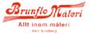 Brunflo Måleri AB logo
