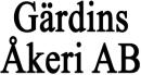 Gärdins Åkeri AB logo