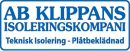 Nya Klippans Isoleringskompani AB logo