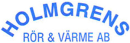 Holmgrens Rör & Värme AB logo