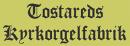 Tostareds Kyrkorgelfabrik logo