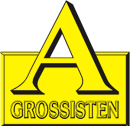 A-Grossisten/ AG Home & Light logo