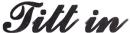 Titt In Gardinbutik logo
