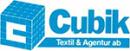 Cubik Textil & Agentur AB logo