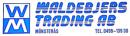 Waldebjers Trading AB logo