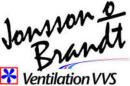 Jonsson o. Brandt Ventilation o. VVS AB logo