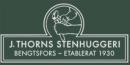 AB J Thorns Stenhuggeri logo