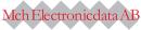 M C H Elektronikdata AB logo