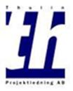 Thulin Projektledning AB logo