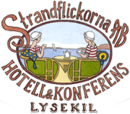 Strandflickorna Hotell, Konferens & Vandrarhem logo