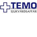 TEMO Sjukvårdsaffär logo