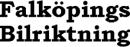 Falköpings Bilriktning AB logo