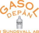 Gasoldepån AB logo