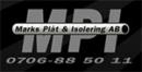 Marks Plåt & Isolering AB logo