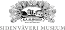 KA Almgren Sidenväveri & Museum logo