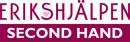 Erikshjälpen Second Hand logo