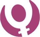 Hultsfred Vimmerby Kvinnojour logo