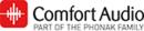 Comfort Audio i Halmstad AB logo