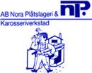 Nora Plåtslageri AB logo