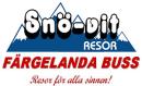 Färgelanda Buss/Snö-vit Resor logo