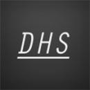 Data HjälpService AB - DHS logo
