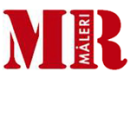 MR Måleri AB logo