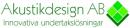 Akustik Design i Västerås AB logo