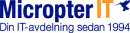 Micropter IT logo