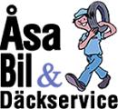 Åsa Bil & Däckservice AB logo