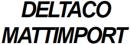 Deltaco Mattimport KB logo