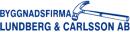 Byggnadsfirma Lundberg och Carlsson AB logo