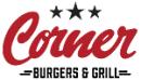 Corner Burgers & Grill logo