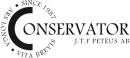 Conservator J.T.F Petéus AB logo